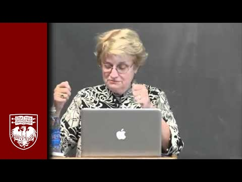 "Nancy Hopkins, ""The Changing Status of Women in Science at MIT: 1999-2011"""