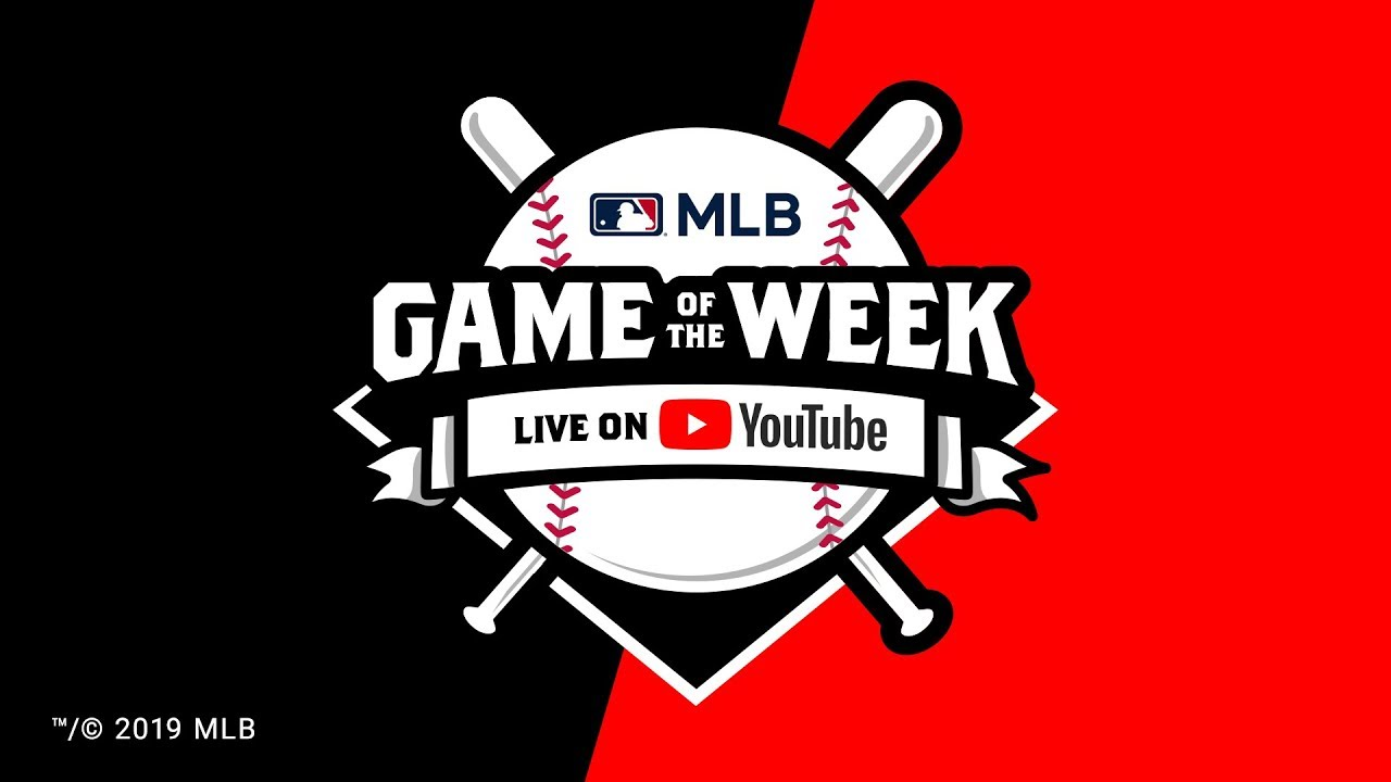 Download Introducing MLB Game of the Week Live on YouTube