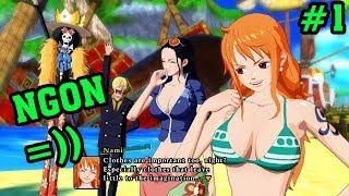 One Piece game 3D - Unlimited world red - Phiêu Lưu Cùng Luffy Trên Hòn Đảo Nikiki Tập 1