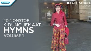 Gambar cover 40 Nonstop Kidung Jemaat Vol.1 HYMNS - Herlin Pirena (Audio full album)