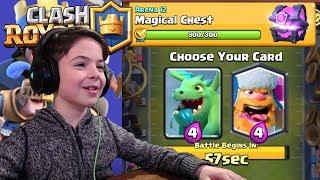 2v2 TOUCHDOWN CHALLENGE - Clash Royale