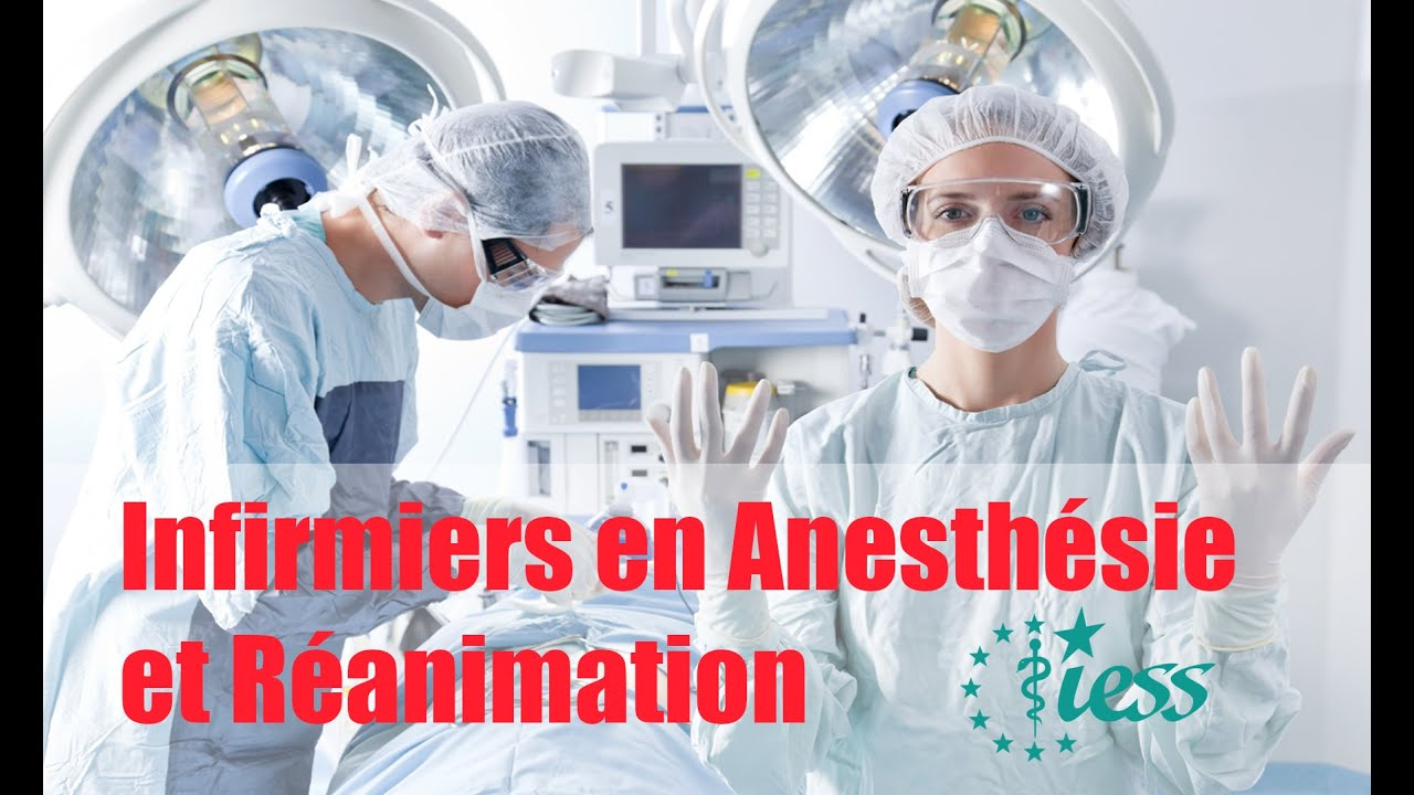 Infirmiere anesthesiste