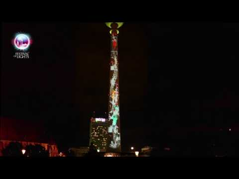 2nd Berlin Festival of Lights Award FOL8 MultiScalar
