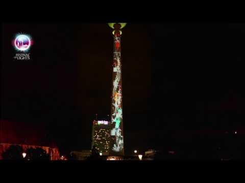 2nd Berlin Festival of Lights Award FOL8 MultiScalar