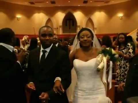 Ini Edo Wedding Videos