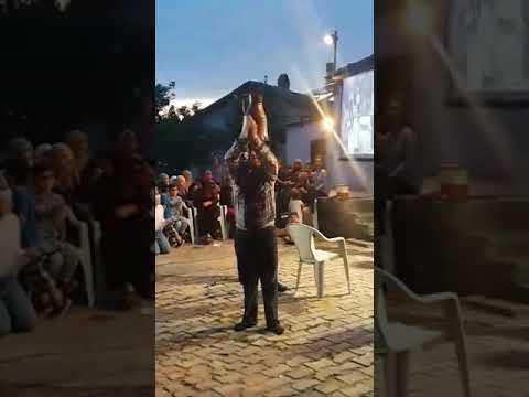 Aksaraylı Simitçinin Güğümle Oyunu