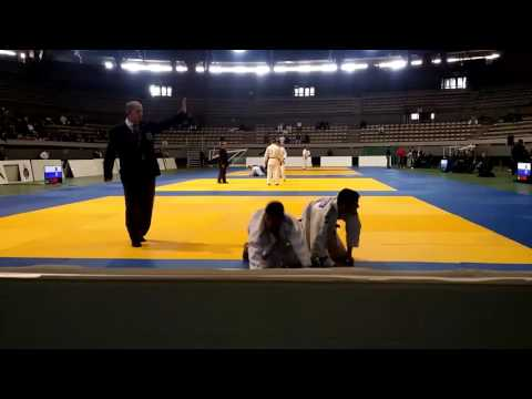 Février 2016_ البطولة الوطنية للمغرب _ Judo