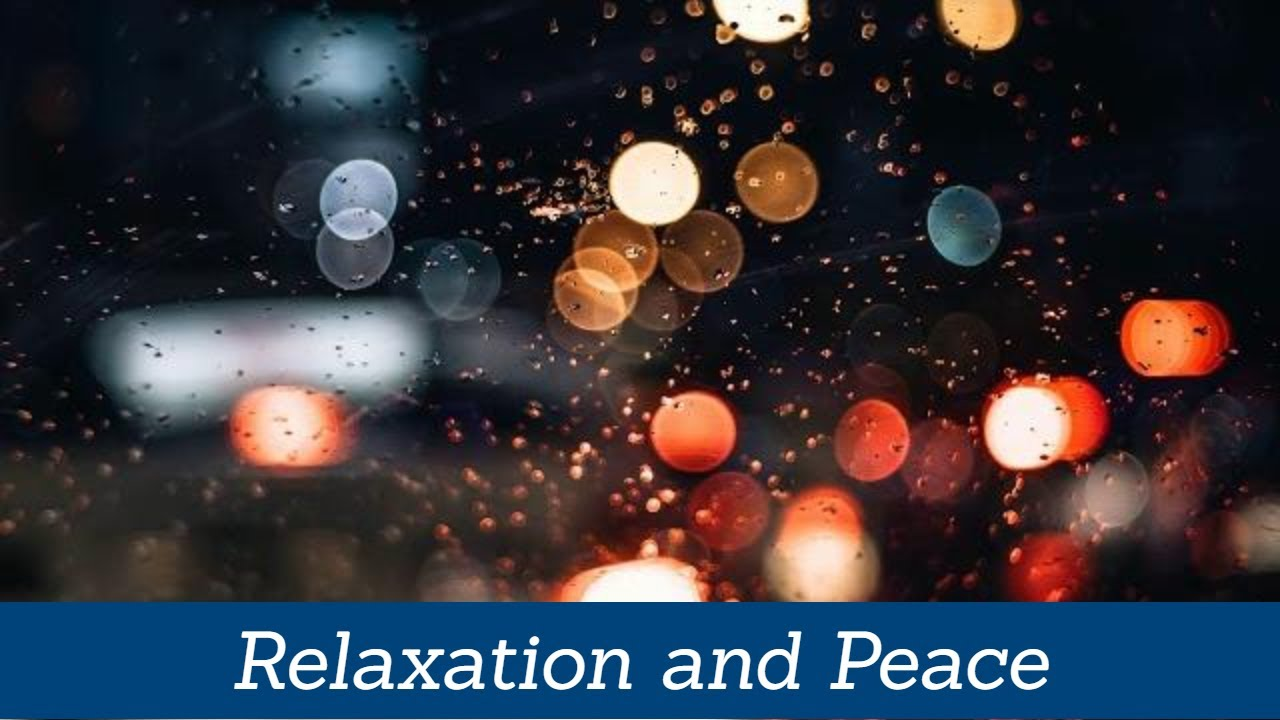 3-HOURS Rain and Thunder Sounds for Deep Sleep, Relaxation, Meditation, and Stress Relief