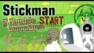 Stickman Vs Zombie