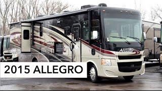 2015 Tiffin Allegro 31sa | Class A Gas Motorhome