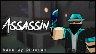 Bom assassino IMA! (Roblox Assassin)