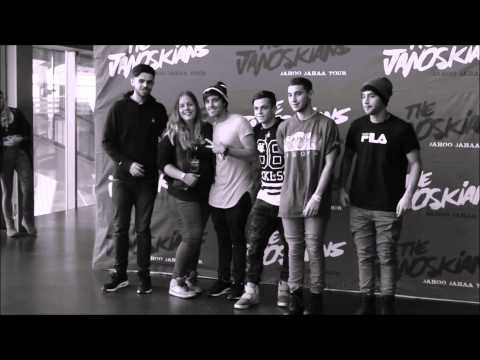 janoskians nyc meet and greet