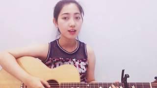 Từ ngày em đến - Da LAB | guitar cover | Phương Thanh