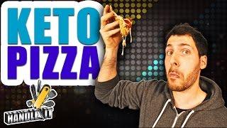 Keto Pizza - Handle It