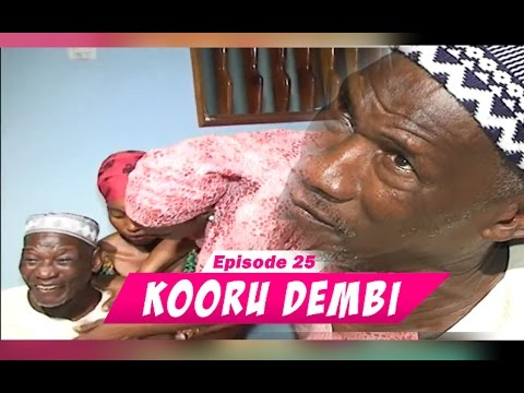 "Kooru Dembi - Episode 25 : ""Siff Ndogou Ndiégane"""