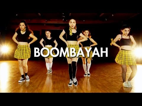 BLACKPINK - 붐바야 (BOOMBAYAH) (Dance Video) | Choreography | MihranTV