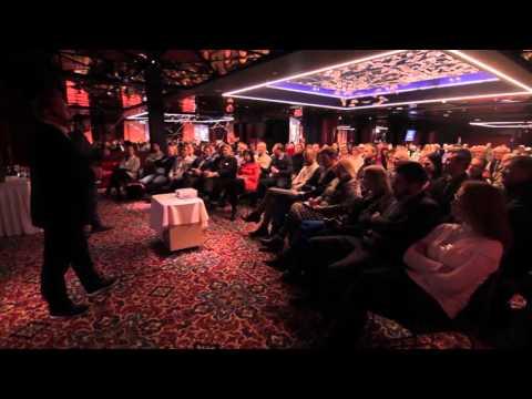 OneCoin presentation @ Hotel Merkurs, Latvia [Eng&Rus]