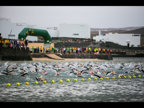 Club La Santa IRONMAN 70.3 Lanzarote 2015: Awards ceremony video