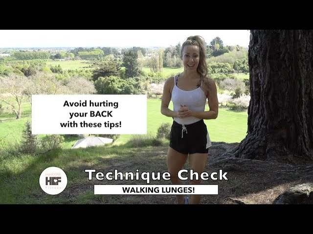 'TECHNIQUE CHECK' videos!