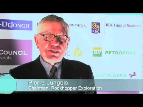 OIL COUNCIL: Pierre Jungel Interview, Oil Council World Assembly.