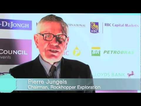 OIL COUNCIL: Pierre Jungel Interview, Oil Council World Assembly.