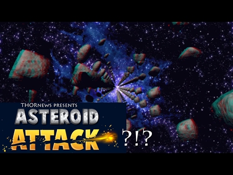 Is Earth under an Asteroid Attack!? 4 Near Earth Asteroids under 1 LD in 2017