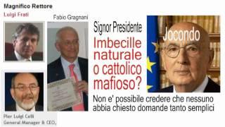 Politici e Professori, papponi o mafiosi?