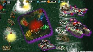 Art of war 3 Master Strategies + -NeocnopuM- vs M A N I A C + KZT777 морское мессилово