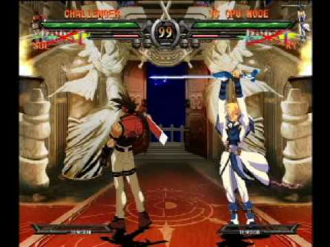 game guilty gear x2 #reload the midnight carnival
