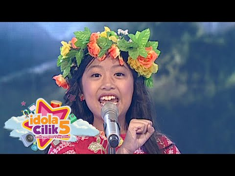 Naura ''Ayo Indonesia Bisa'' [Idola Cilik 5] [19 Mar 2016]
