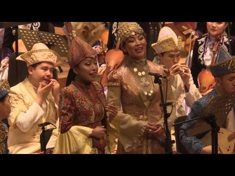 The Orchestra of Kazakh Folk Instruments-2