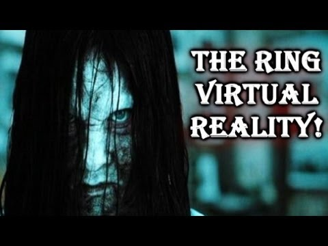 The Ring Simulator In VIRTUAL REALITY! | The Ring VR (Oculus Rift)