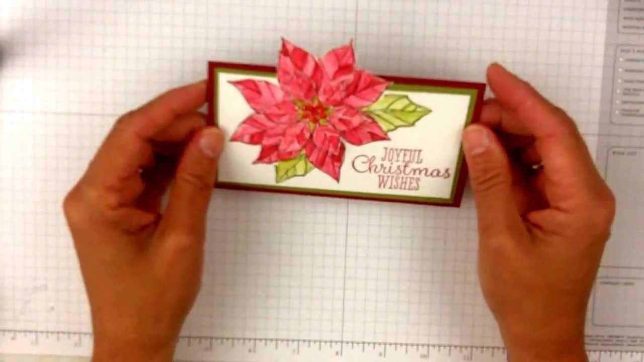 StampinUp J Is For Joyful Christmas YouTube