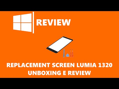 [Review] Replacement Screen do Nokia Lumia 1320