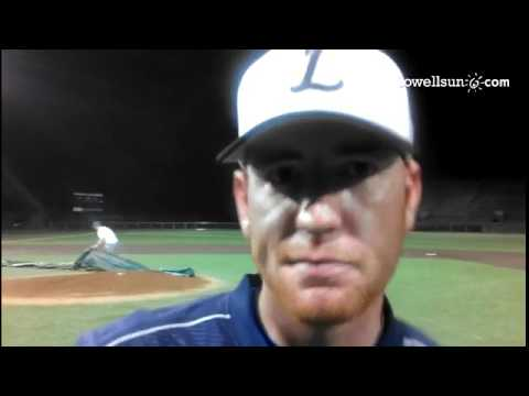 (Video) Lowell head coach Mike McLeod talks about Post 87's strong showing at the American Legion St