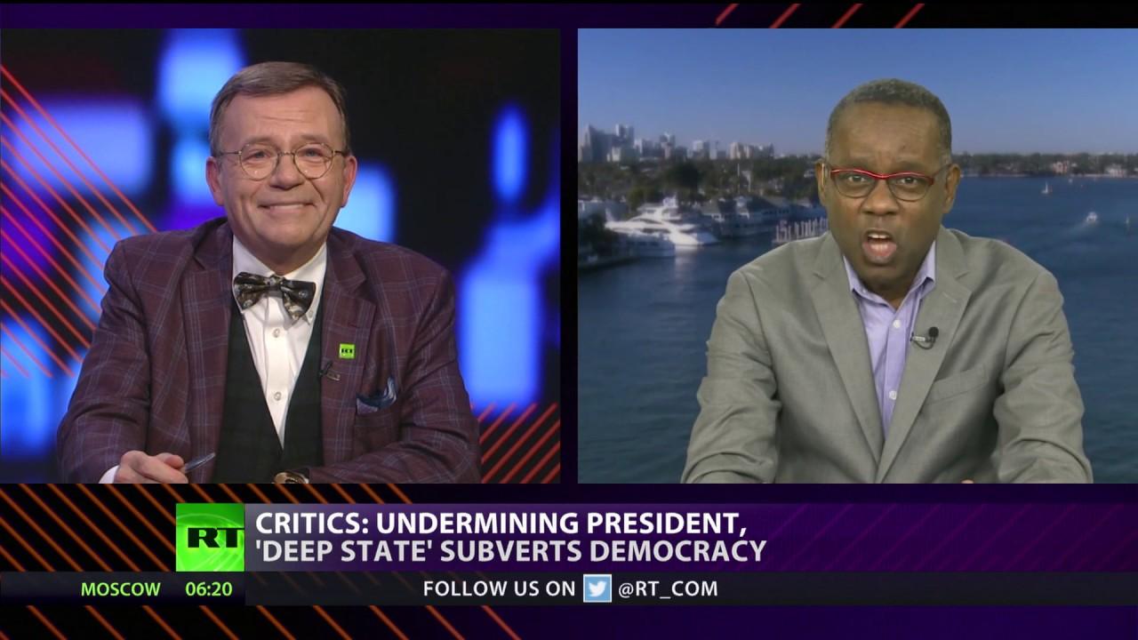 CrossTalk: Deep state rising