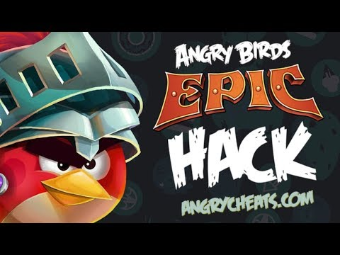 Angry Birds Epic Hack - Get Up To 3.350 Lucky Coins With Cheats