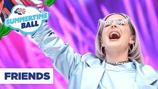 Anne Marie – 'Friends' | Live at Capital's Summertime Ball 2019