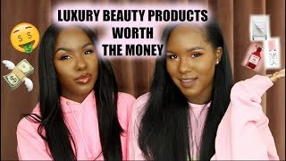 Luxury Beauty Products Worth Your COINS!