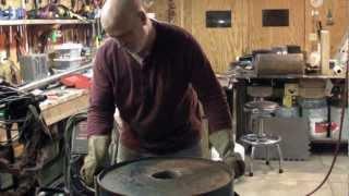 Diy Metal Casting Furnace   Part 2