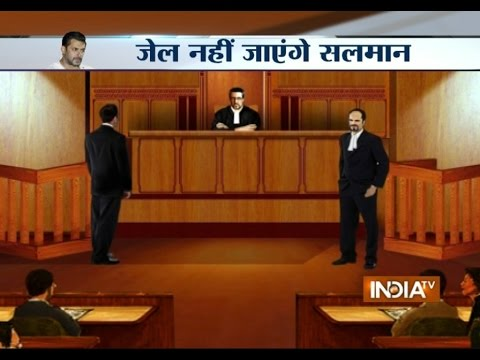 Know How Salman Khan Got Bail from Bombay High Court in Hit-and-Run Case - India TV