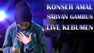 [FULL] Konser Amal Sabyan Gambus Live di Kebumen, Sholawatan Bareng Nissa Sabyan Terbaru - Stafaband