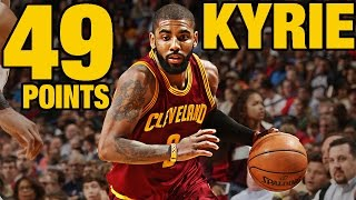 Repeat youtube video Kyrie Irving 49 Points!!! | 01.23.17