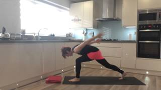 Yoga for Weight Loss & Detox - get everything moving!