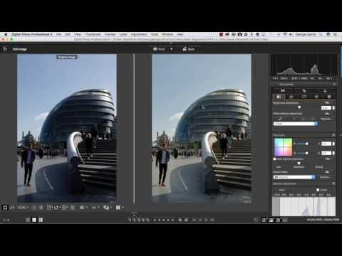 DPP: a free RAW photo editor for Canon users by Jose Antunes