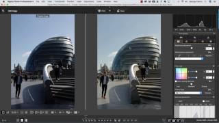Canon Digital Photo Professional Video Tutorials - 4 Counteract colour casts