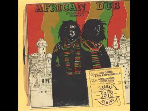 Joe Gibbs & The Professionals - African Dub,  All Mighty, Chapter 3 (1978)