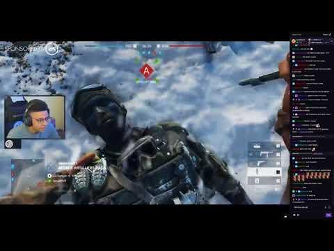 Fortnite Pro's Play Battlefield V !! ft  Myth, Daequan, Hamlinz, Ninja, Pokimane !!