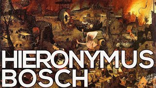 Hieronymus Bosch: A collection of 147 paintings (HD)