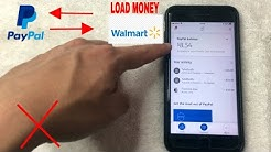 ✅  How To Load Deposit Money To Paypal At Walmart 🔴